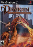 Drakan: The Ancients' Gates Playstation 2 Game Off the Charts