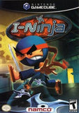 I-Ninja - Off the Charts Video Games