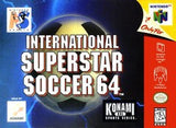 International Superstar Soccer 64 - Off the Charts Video Games