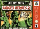 Army Men Sarge's Heroes 2 - Off the Charts Video Games
