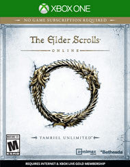Elder Scrolls Online Xbox One Game Off the Charts