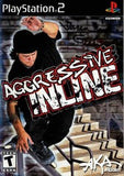 Aggressive Inline Playstation 2 Game Off the Charts