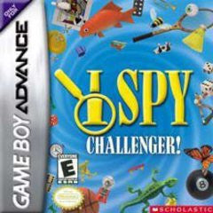 I Spy Challenger Game Boy Advance Game Off the Charts