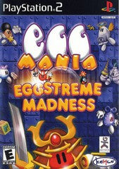 Egg Mania Eggstreme Madness Playstation 2 Game Off the Charts