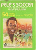 Pele's Soccer - Off the Charts Video Games