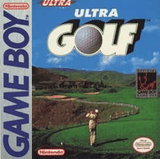 Ultra Golf Game Boy Game Off the Charts