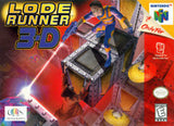 Lode Runner 3-D - Off the Charts Video Games