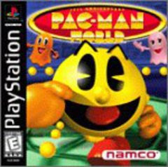 Pac Man World Playstation Game Off the Charts