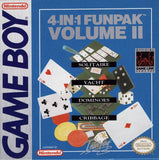 4 in 1 Funpack Volume 2 Game Boy Game Off the Charts