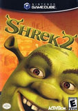 Shrek 2 Nintendo Gamecube Game Off the Charts