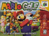 Mario Golf Nintendo 64 Game Off the Charts
