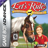 Let's Ride! Sunshine Stables - Off the Charts Video Games