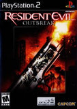 Resident Evil: Outbreak Playstation 2 Game Off the Charts