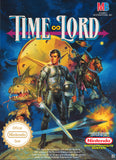 Time Lord Nintendo NES Game Off the Charts