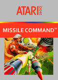 Missile Command Atari 2600 Game Off the Charts