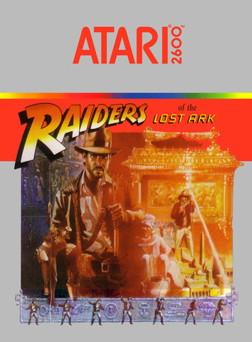 Raiders of the Lost Ark - Off the Charts Video Games