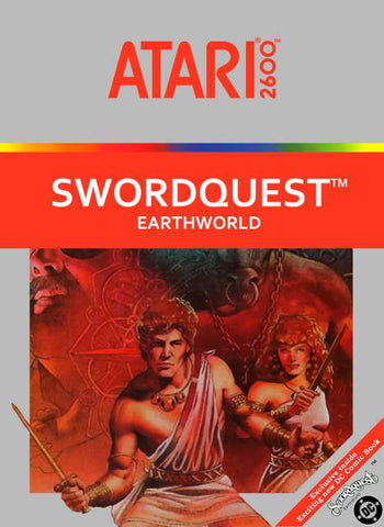 Sword Quest: Earthworld - Off the Charts Video Games