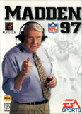 Madden '97 Sega Genesis Game Off the Charts