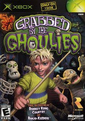 Grabbed by the Ghoulies Xbox Game Off the Charts