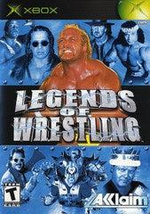 Legends of Wrestling - Off the Charts Video Games