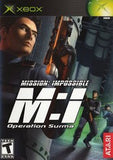 Mission Impossible Operation Surma Xbox Game Off the Charts