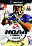 NCAA Football 2005 Nintendo Gamecube Game Off the Charts