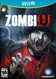 ZombiU Wii U Game Off the Charts