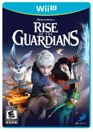 Rise of the Guardians: The Video Game Wii U Game Off the Charts