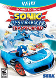 Sonic and All-Stars Racing Transformed Bonus Edition - Off the Charts Video Games