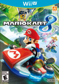 Mario Kart 8 Wii U Game Off the Charts
