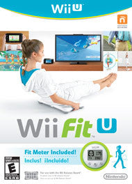 Wii Fit U w/ Fit Meter Wii U Game Off the Charts