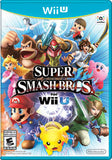 Super Smash Bros. Wii U Game Off the Charts
