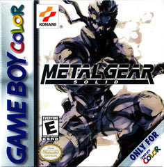 Metal Gear Solid - Off the Charts Video Games