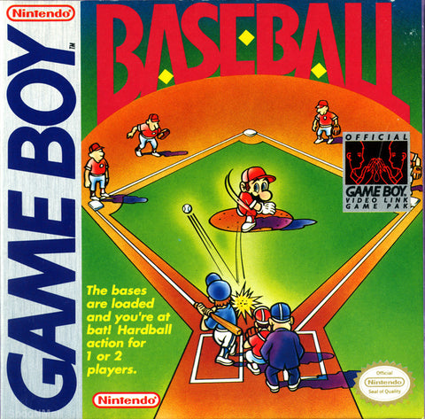 Baseball Game Boy Game Off the Charts