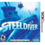 Steel Diver - Off the Charts Video Games
