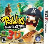 Rabbids Travel in Time 3D - Off the Charts Video Games
