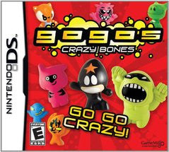 Go Go's Crazy Bones Nintendo DS Game Off the Charts