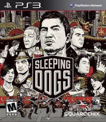 Sleeping Dogs - Off the Charts Video Games