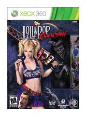Lollipop Chainsaw - Off the Charts Video Games