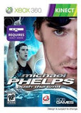 Michael Phelps Push the Limit Xbox 360 Game Off the Charts