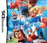 Wipeout the Game Nintendo DS Game Off the Charts