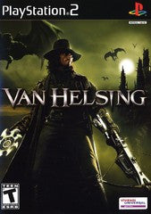 Van Helsing - Off the Charts Video Games