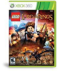 Lego Lord of the Rings - Off the Charts Video Games