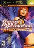 Dance Dance Revolution Ultramix 2 - Off the Charts Video Games