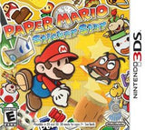 Paper Mario: Sticker Star - Off the Charts Video Games
