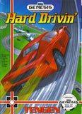 Hard Drivin' Sega Genesis Game Off the Charts