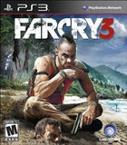 Far Cry 3 Playstation 3 Game Off the Charts