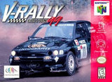 V-Rally '99 Nintendo 64 Game Off the Charts