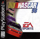Nascar '98 Playstation Game Off the Charts