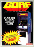 Gorf Colecovision Game Off the Charts